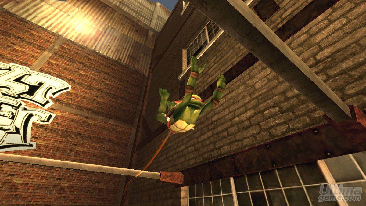 Juegos de las Tortugas Ninja