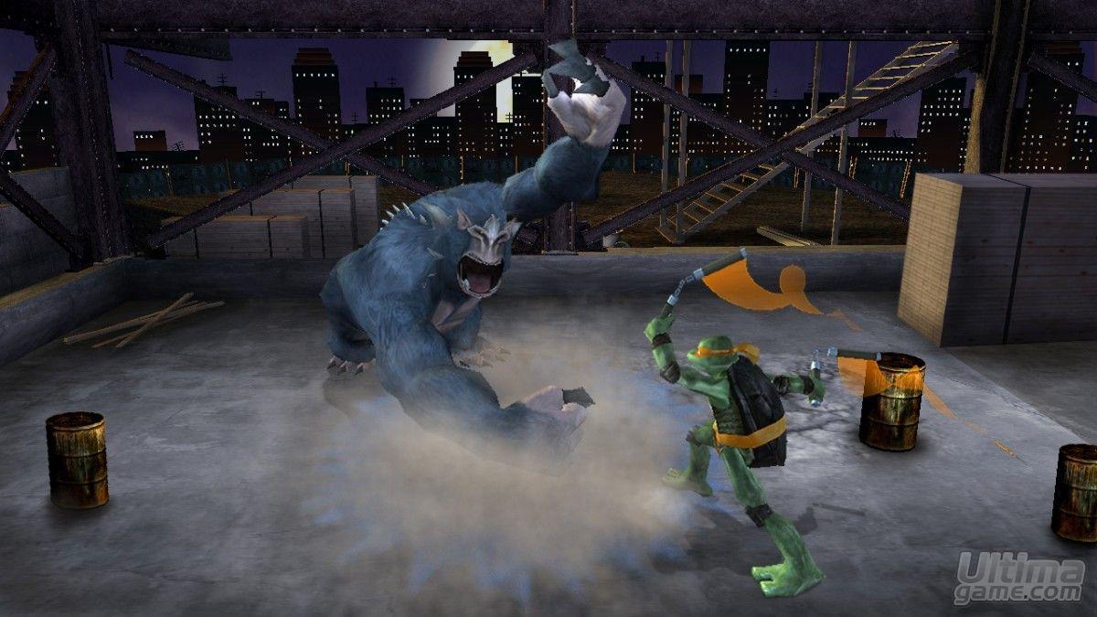 Tortugas Ninja TMNT PC  Identi