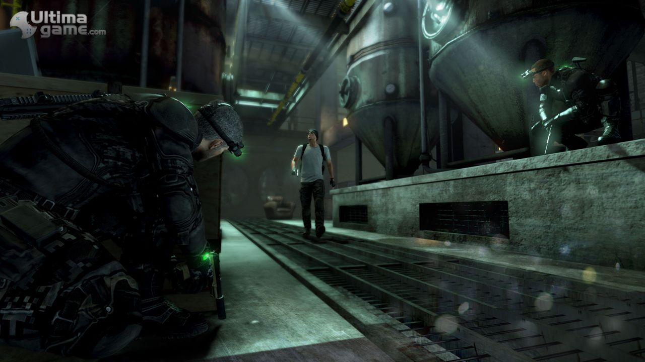 Splinter Cell : Blacklist [Info-Imágenes-Videos]