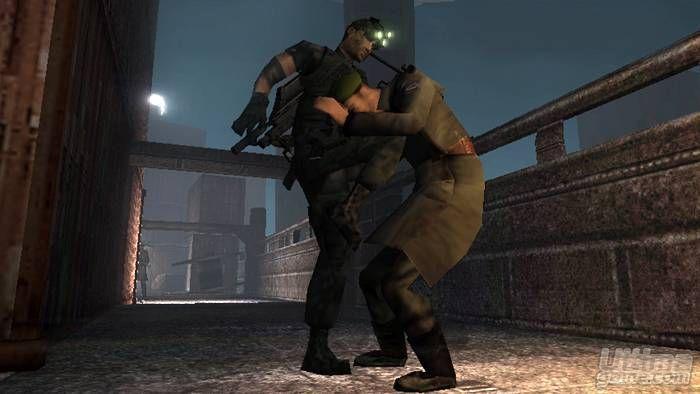 Im�genes de Tom Clancy's Splinter Cell Essentials: M�s im�genes de Tom Clancy's Splinter Cell Essentials