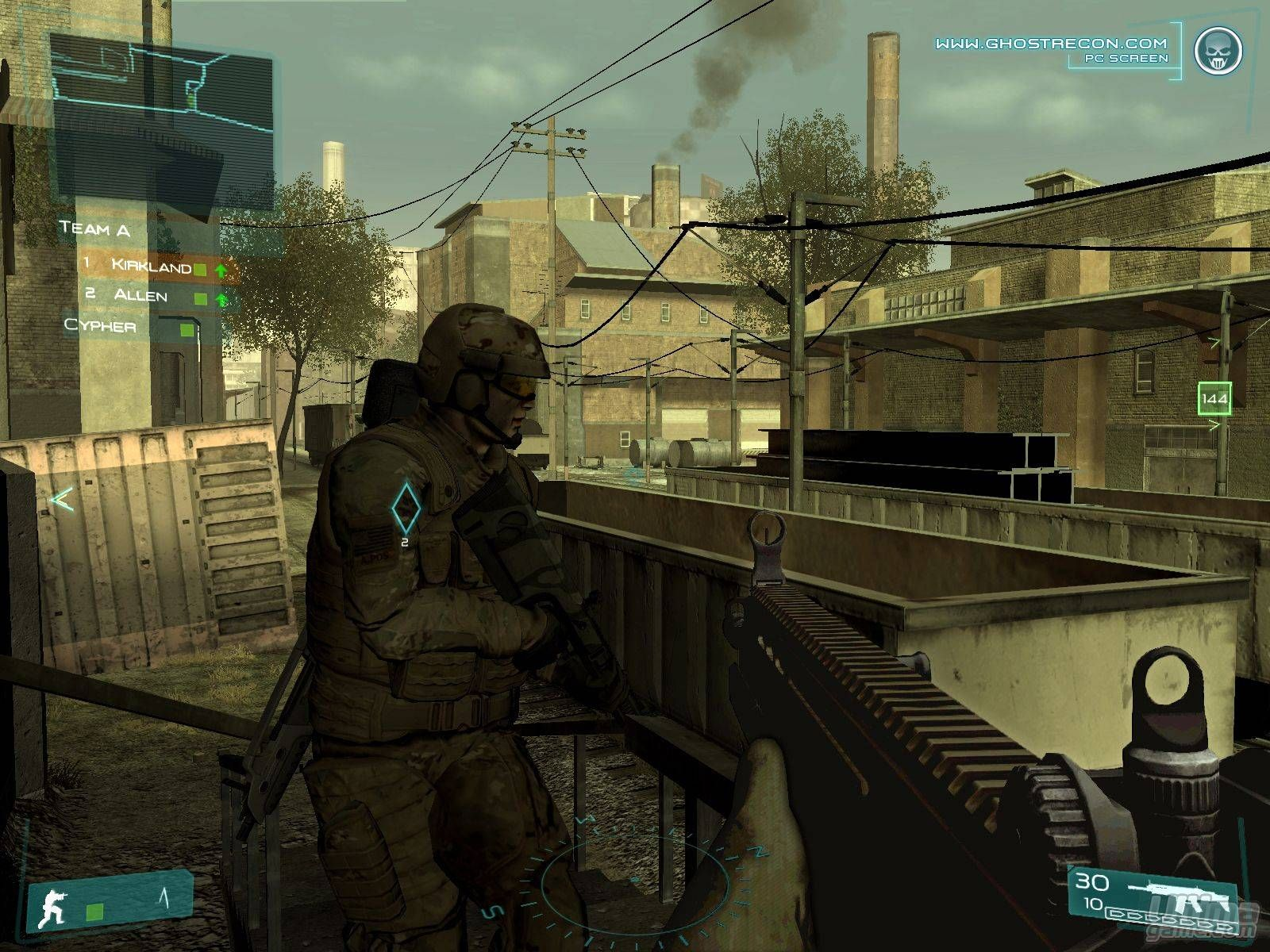 descargar ghost recon para pc gratis