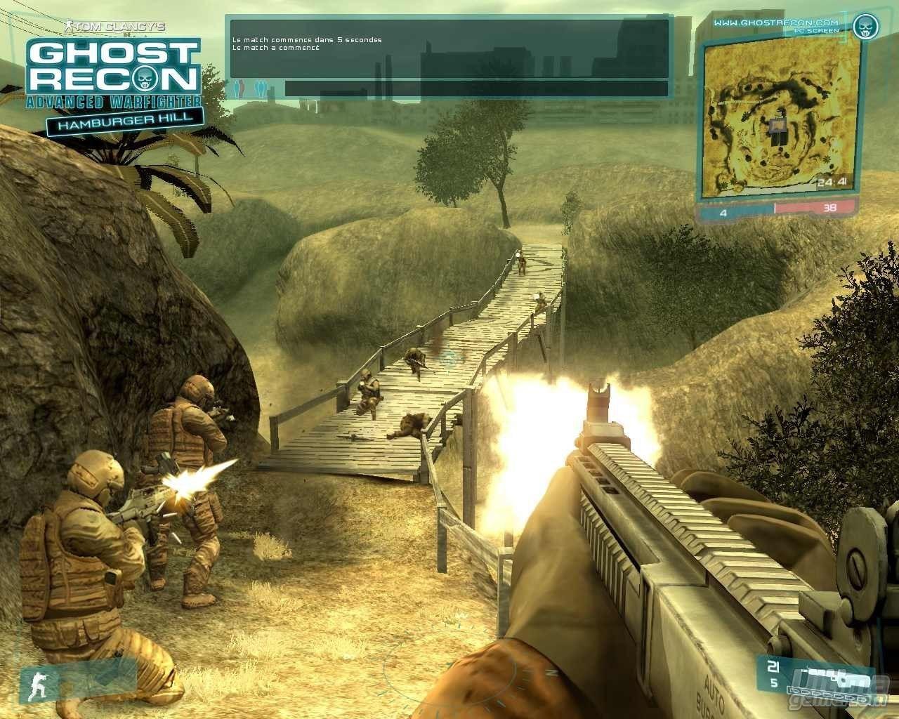 Imágenes de Tom Clancy's Ghost Recon Advanced Warfigher: Nuevo pack