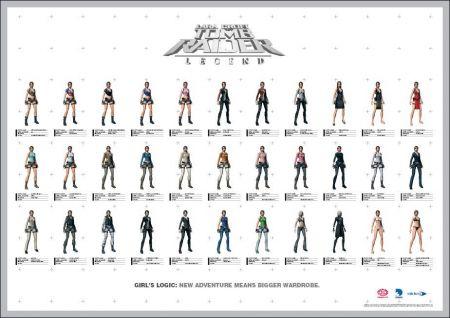 Volver a la noticia: Comprar Tomb Raider Legend en PS2, XBOX, PSP