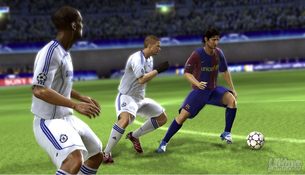 de UEFA Champions League 2006-2007: Electronic Arts anuncia UEFA