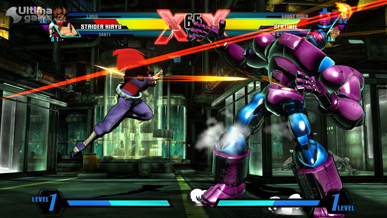 De ultimate marvel vs capcom 3 ultimate marvel vs capcom 3