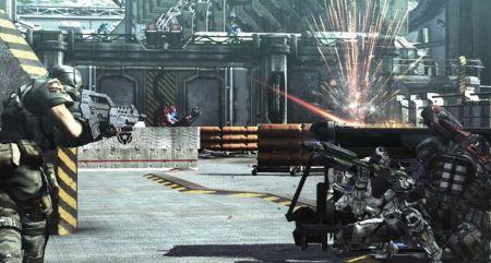 Vanquish - Platinum Games nos da las claves de la trama del nuevo título de Shinji Mikami
