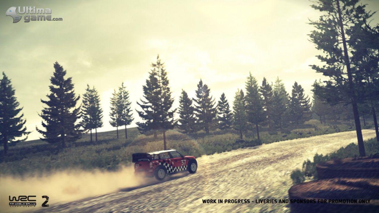 Im�genes de WRC FIA World Rally Championship 2: 7 nuevas im�genes  para PS3, Xbox 360 y PC