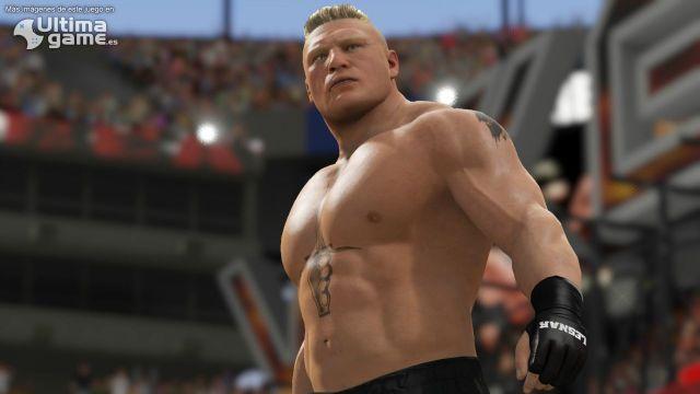 Descubre a los luchadores que sacarán músculo en WWE 2K17