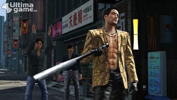 El poder de la mafia japonesa, con PS4 y Yakuza Kiwami