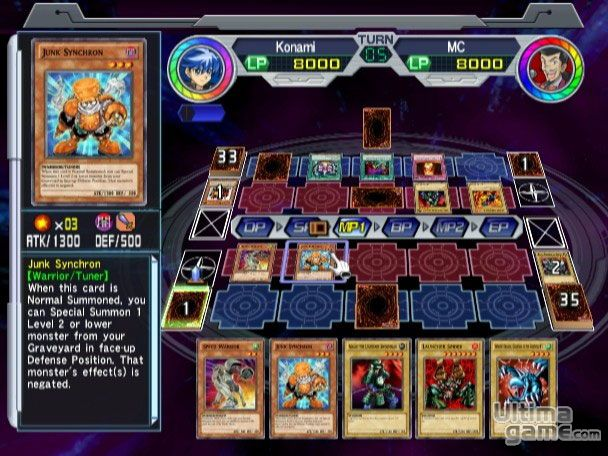 Imágenes de Yu-Gi-Oh! 5Ds Master of the Cards : Yu-Gi-Oh! 5D´s: Duel